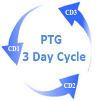 PTG 3 Day Cycle